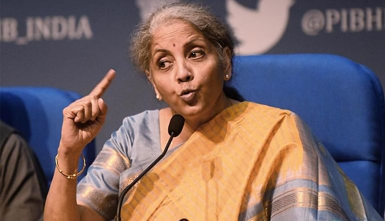 Courtesy: ANI Sitharaman has allocated more than $15 billion for the Railways in her Budget for 2021-22, a 57 per cent increase over the figure for the current year.