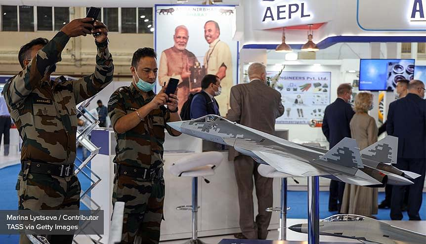Make-in-India defence sector ready for take-off