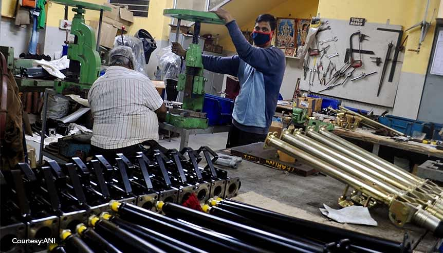 Modi pushing hard to attract global manufacturers to India