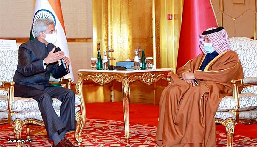 India and Qatar affirm their commitment for closer collaboration