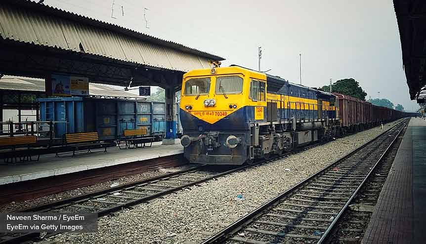 'Game changing' Budget proposal on railways to help cut logistics costs by half