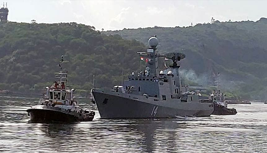 The 2nd edition of 'India Myanmar Naval Exercise' IMNEX-19 conducted onboard INS Ranvijay. India needs Myanmar to fight insurgency along its borders to thwart the threat of the Arakan Army which receives support from China.