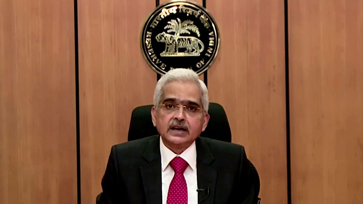 Reserve Bank of India (RBI) governor Shaktikanta Das. An NBFC parking its non-performing loans in an asset reconstruction company is a sign of poor capability.