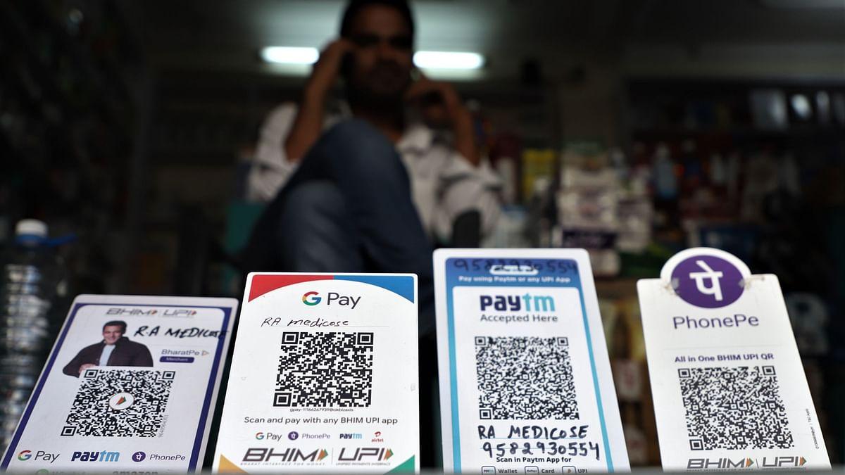 The UPI framework in India  clocked 12.5 billion transactions last year.