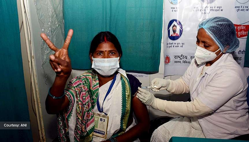 India's vaccination programme can be the biggest financial stimulus