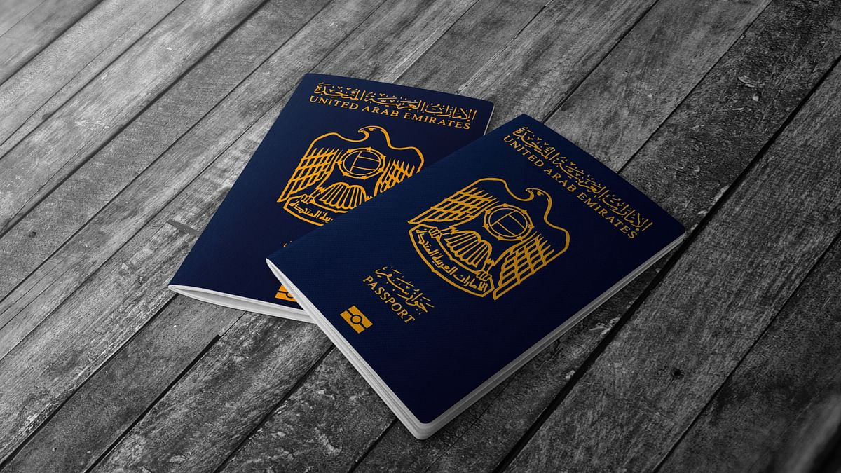 """Powerful document. The UAE passport ranked as one of the best in the world for mobility and visa-free travel to other countries - will be offered to select foreigners and professionals including """"investors, doctors, specialists, inventors, scientists, talents, intellectuals, artists and their families""""."""