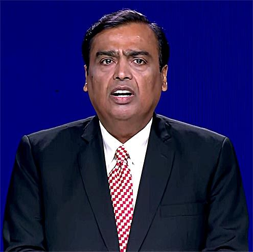 Reliance supremo Mukesh Ambani has been served notice by another competitor on the block. The contest will no doubt have only one winner – the Indian consumer as both companies dial up their services.