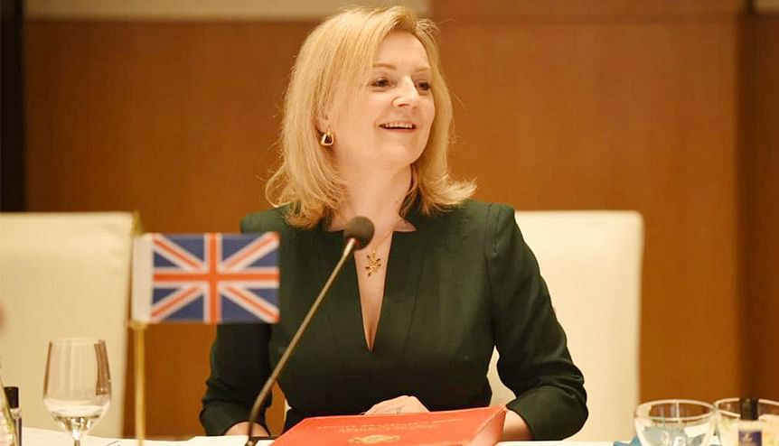 UK Secretary of State for International Trade Liz Truss has just returned from India following talks with her Indian counterpart, Piyush Goyal, and the ministers have agreed to the terms of a trade pact to be launched when UK Prime Minister Boris Johnson visits next.