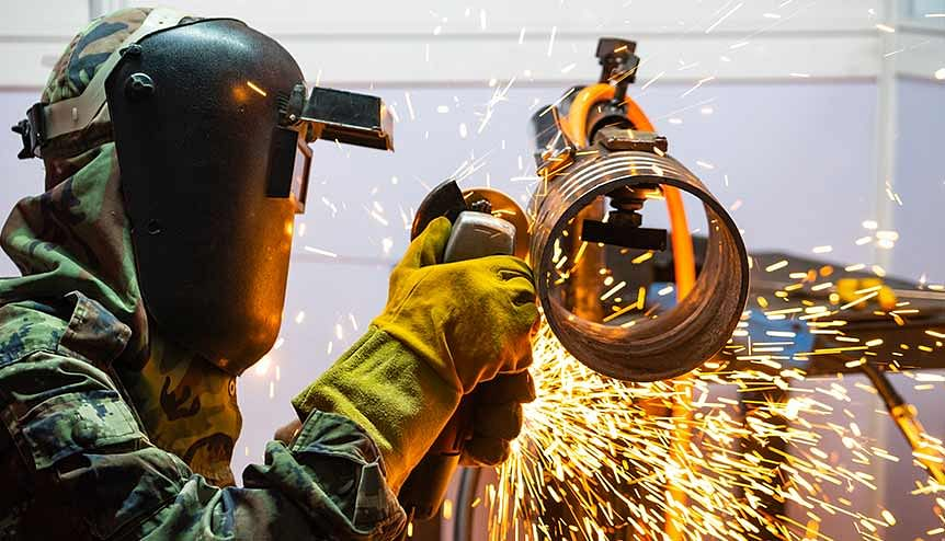 The UK and India are also among the top manufacturing countries in the world with a combined manufacturing output of more than US$ 500 billion.