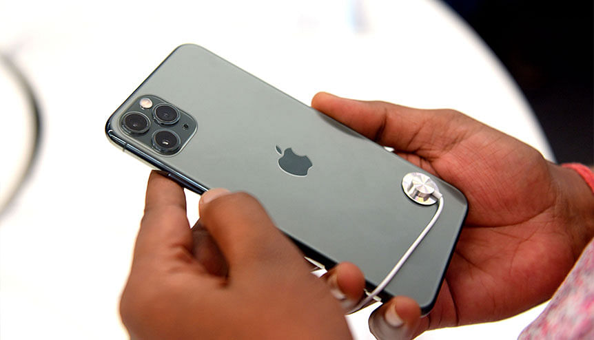 Three Apple suppliers have also committed roughly $900 million over five years to make iPhones in India.