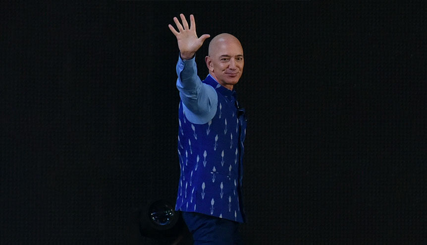 Amazon supremo Jeff Bezos wants to make India his soft spot for retail. Tata's bid for Big Basket comes when Reliance Retail are caught up in a legal tussle over Reliance's acquisition of the Future Group over suits filed by Amazon.