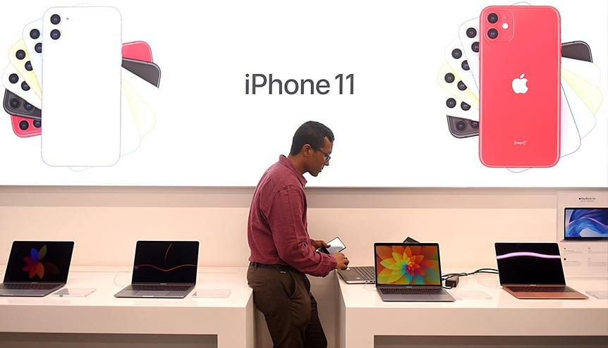 The Indian government's $1-billion plan to boost local manufacturing and export of IT products will enable tech giants like Apple to set up more shops in India.