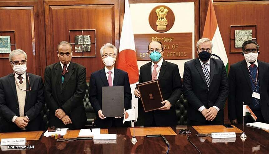 Strong Indo-Japan ties aids development in North East