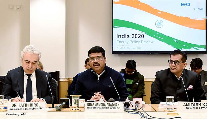 India's IEA partnership paves way for cleaner energy for the world