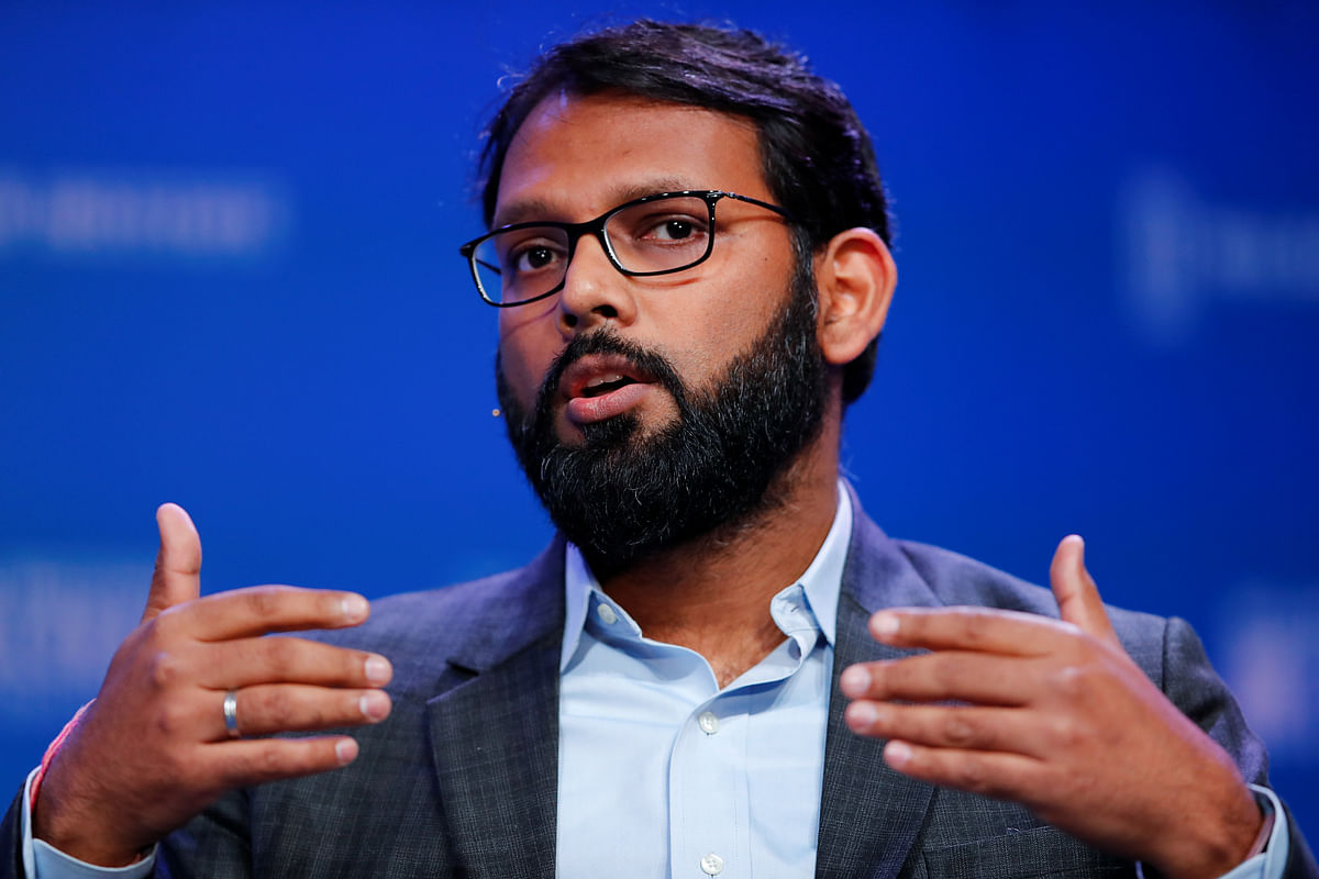 Abhinav Sinha Chief Operating Officer, OYO speaks during the Milken Institute's 22nd annual Global Conference. Brands like Oyo have become 'decacorns'.