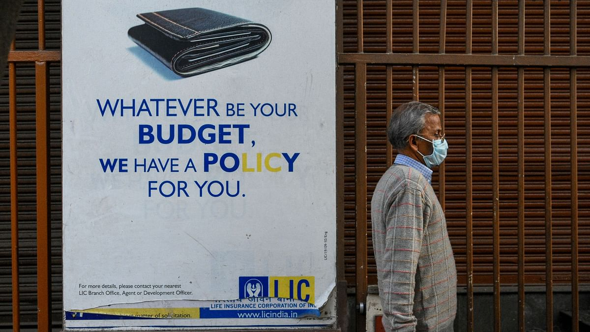 The government is planning to list LIC in face of the stiff opposition from some Opposition parties and trade unions.