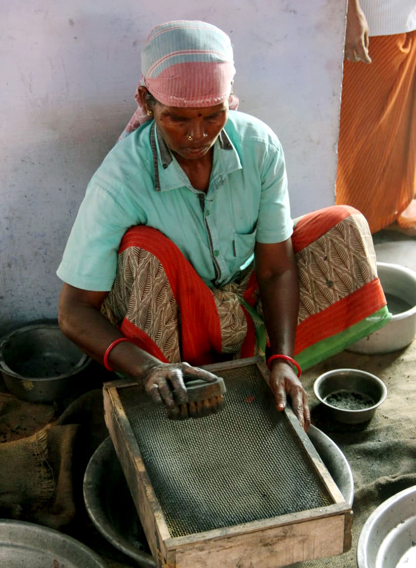 A firecracker manufacturing business in rural India.  Experts are worried that a second wave of infections could bring rural economy to a slowdown. Rural economy has been one of the engines that drives the Indian economy.