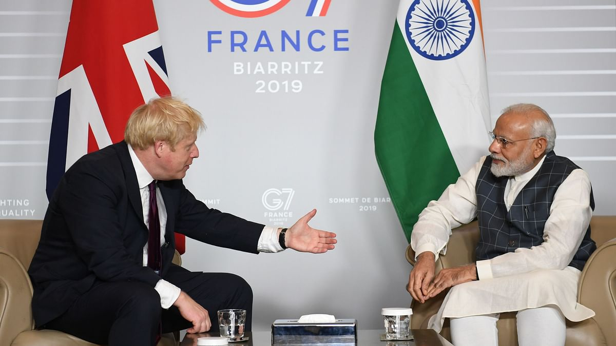 India tops UK's new foreign policy review