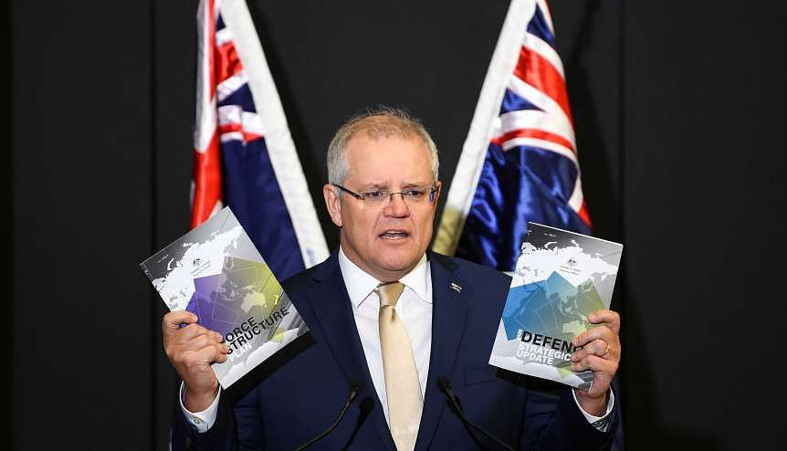 Australian prime minister Scott Morrison has revealed that the QUAD would hold their first ever meeting soon to charter a course on the Indo-Pacific strategy.