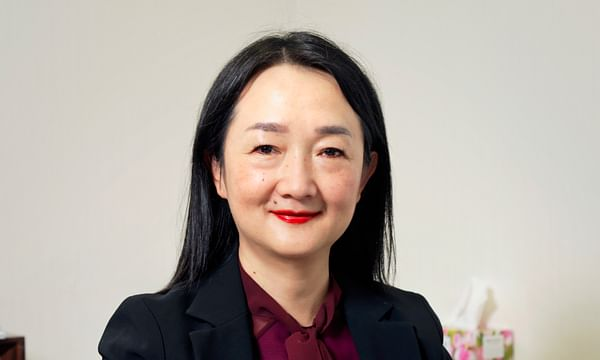 Ling Fang, Region President, Alstom Asia-Pacific