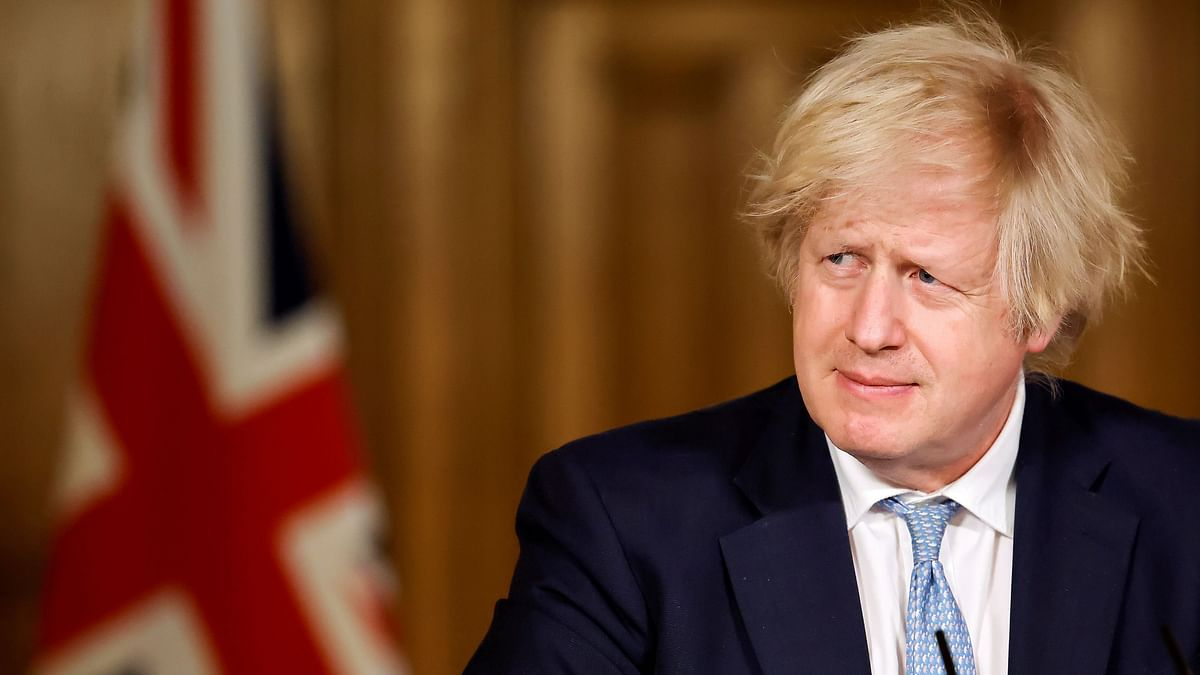 """UK Prime Minister Boris Johnson hailed PM Modi's """"fantastic leadership"""" in the global fight against climate change during the recent virtual International Conference on Disaster Resilient Infrastructure (ICDRI)."""
