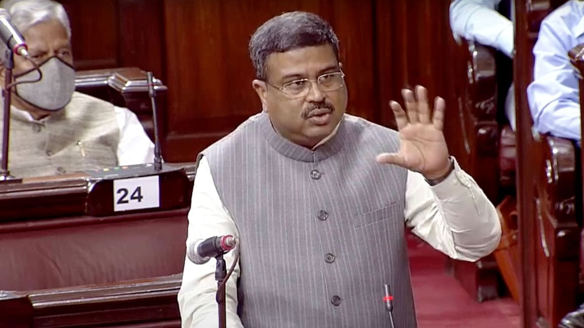 Union minister of petroleum and natural gas Dharmendra Pradhan is firefighting with oil producing countries principally Saudi Arabia to help control oil prices back at home.