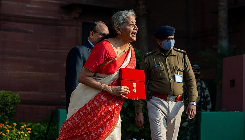 Indian Finance Minister Nirmala Sitharaman proposals would attract investments from international insurers, industry sources said, many of which have existing joint-venture operations in India.