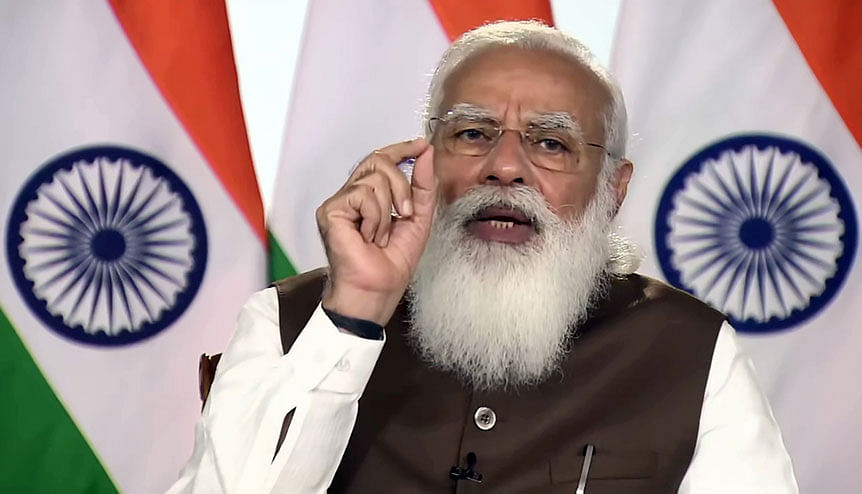 PM Modi invited US companies to invest in India last year outlining how Atmanirbhar Bharat will transform India from a passive market to an active manufacturing hub.