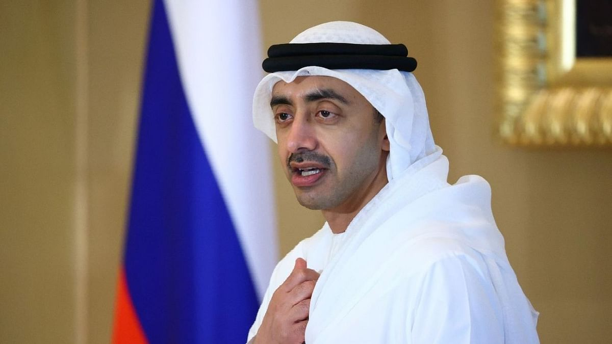 UAE's foreign minister Sheikh Abdullah Bin Zayed AL Nahyan's visit to India last month was to boost trade, energy security and strategic defence.