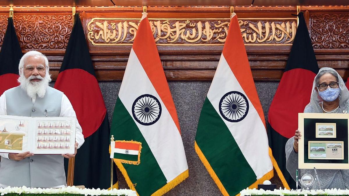 Modi-Hasina propel Indo-Bangladesh ties to high