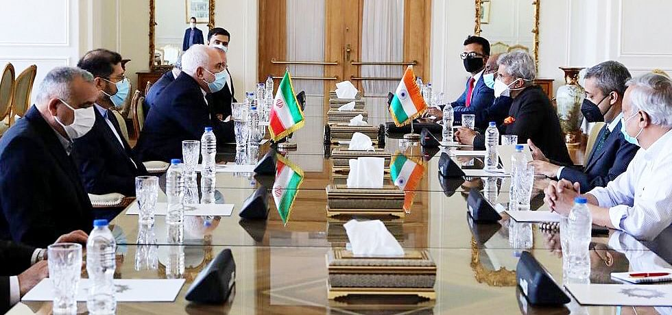 Indian foreign minister Dr S Jaishankar is discussions with his Iranian counterpart Javad Zarif last year. It is expected that the Biden administration may take a softer stance on Tehran allowing to make oil sales which could be good news for India.