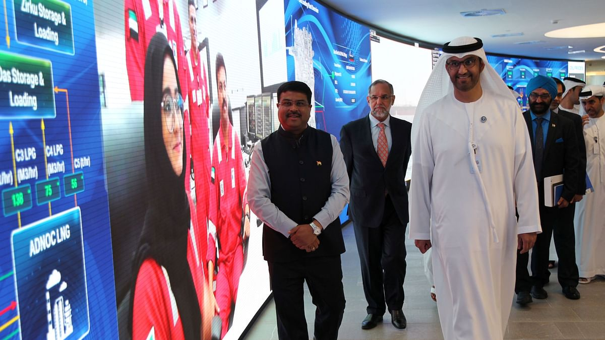ADNOC to fuel and support India's growing demand for clean energy