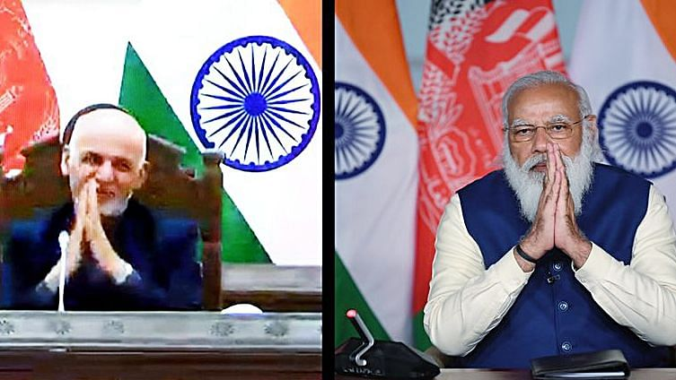 India is morally right in thought and action on the Afghan conundrum