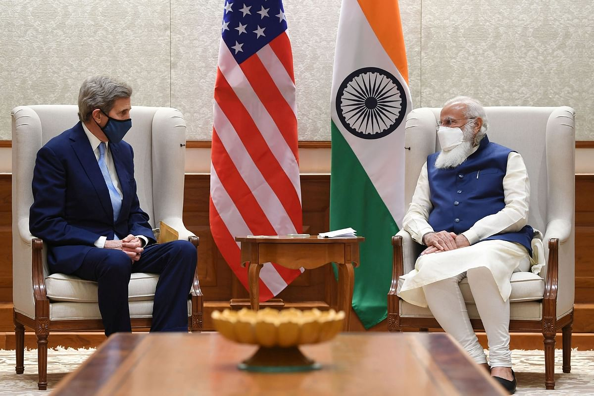 Us Special Presidential Envoy for Climate John Kerry meets with India's Prime Minister Narendra Modi. There are therefore several key aspects to the Indo-US bilateral pact that could be transformative for energy-intensive sectors in India.