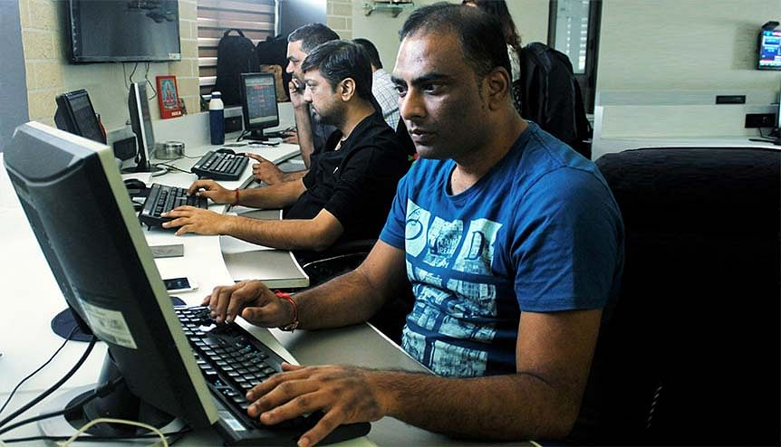 Indian IT spend is all set to soar to a new high this year