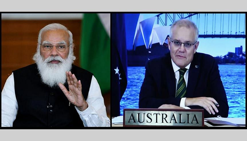 India's new supply chain bulwark with Australia and Japan takes off