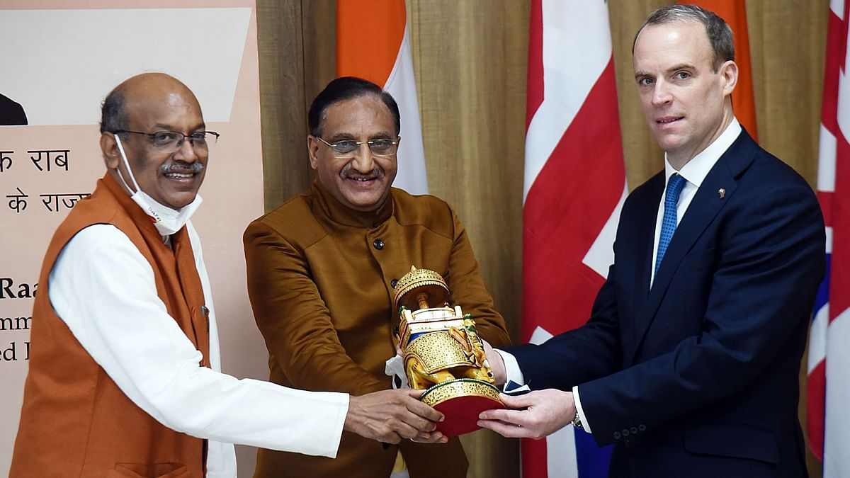 Is India-UK trade poised to scale greater heights?