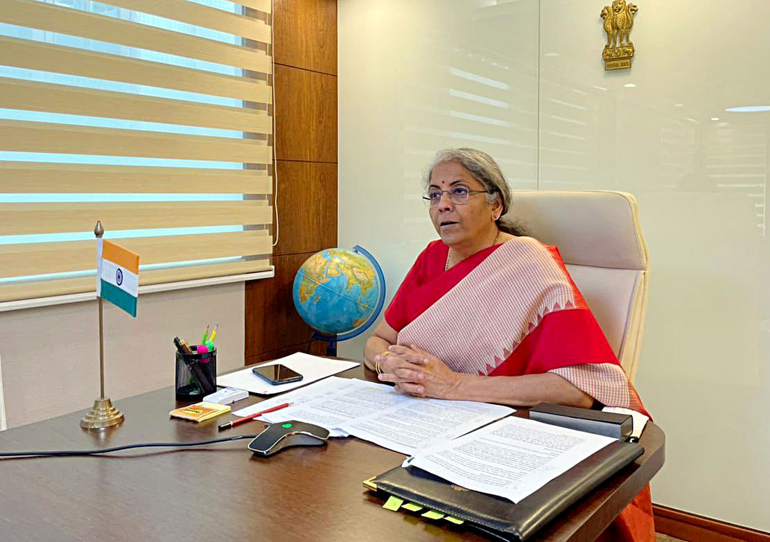 Finance minister Nirmala Sitharaman was instrumental in furthering the vision of prime minister Narendra Modi by aiding the MSME sector with valuable reforms.
