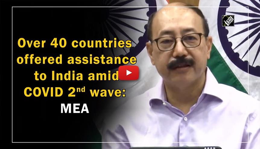 40 countries pledge oxygen support to India