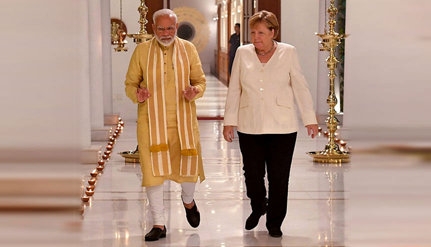 EU's vaccine aid request to India had set the table for a long-term alliance