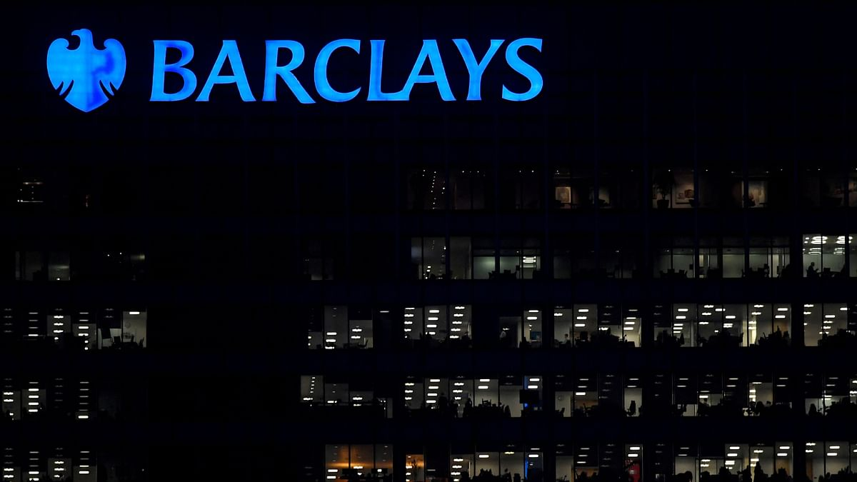 Barclays bank offices in the Canary Wharf financial district in London. They have made a commitment of $1.4 million in assistance to India.