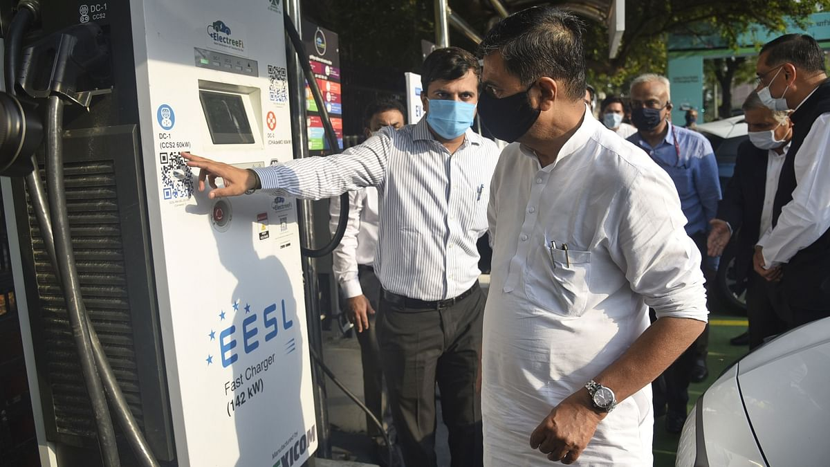 India prescribes a low cost for an EV charge