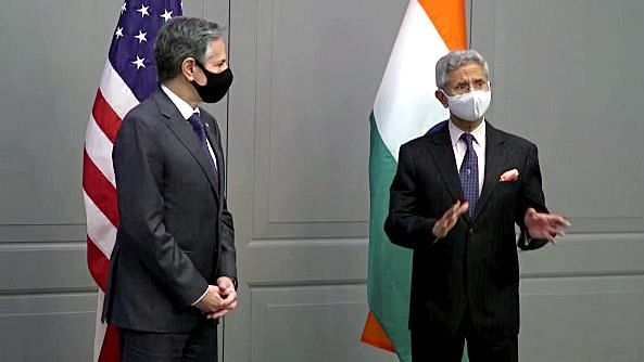 Jaishankar lands in the US with vaccines on his agenda