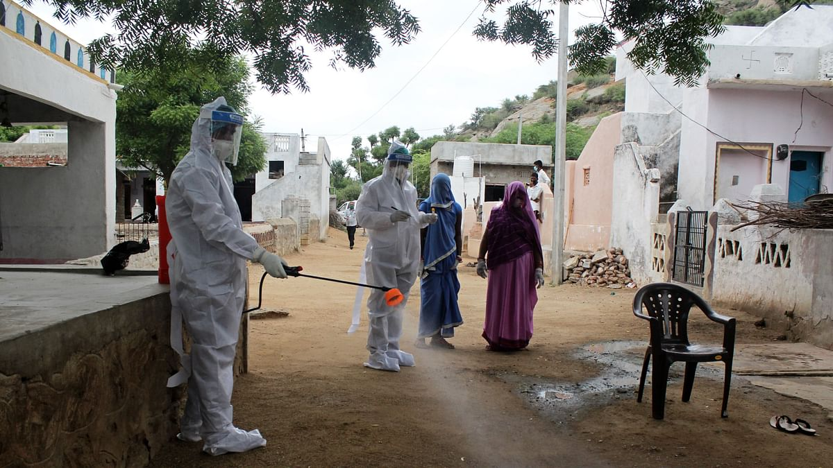 Why has rural India become a new battleground for the pandemic?