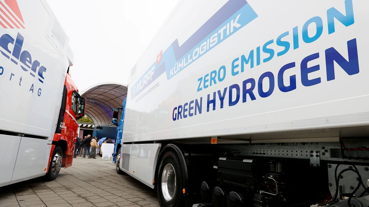 The talk over hydrogen is designed to change the climate