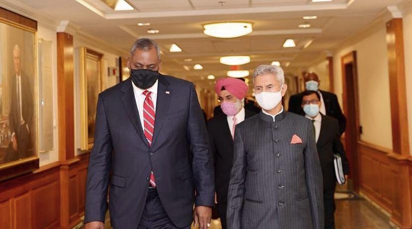 Potency of India-US ties displayed in Jaishankar-Blinken interface