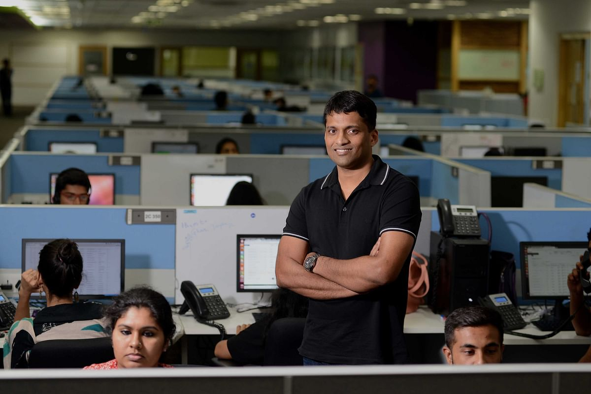 Online learning giants Byjus, India's edtech behemoths, crossed the $1-billion mark in revenues for the next financial year. They are looking at closing the next year at $1.2-1.3 billion in revenues.