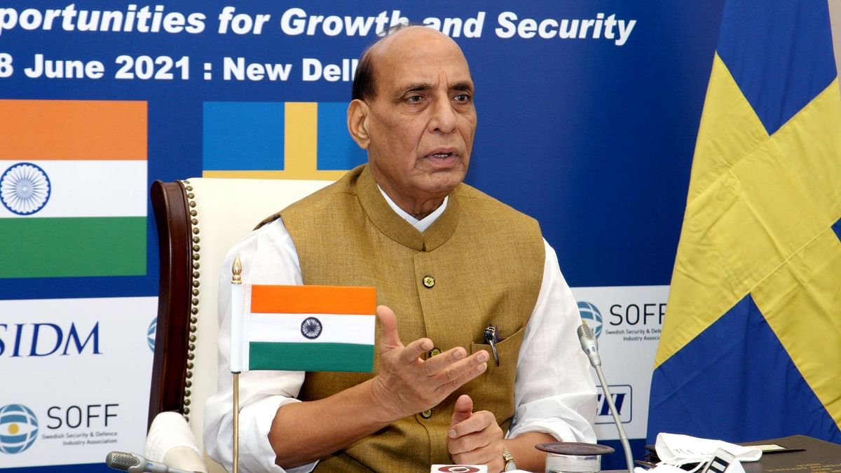 Why is India gunning for more defence production?