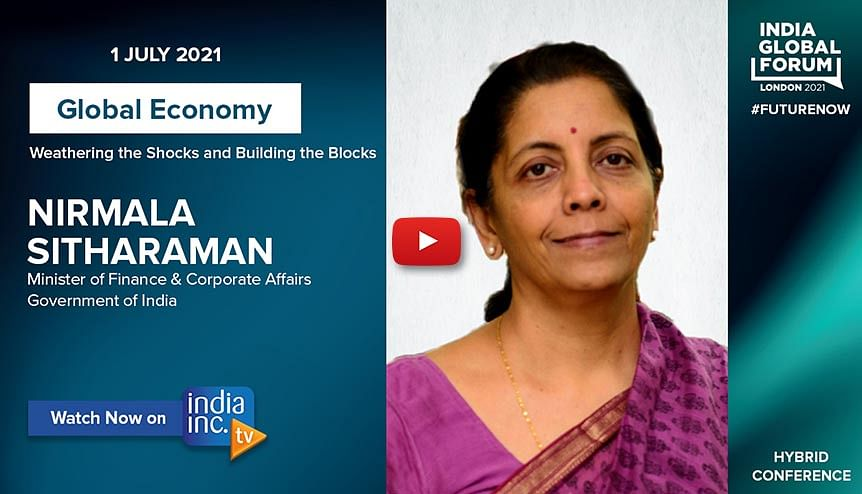 Govt on course to meet divestment target, says Sitharaman