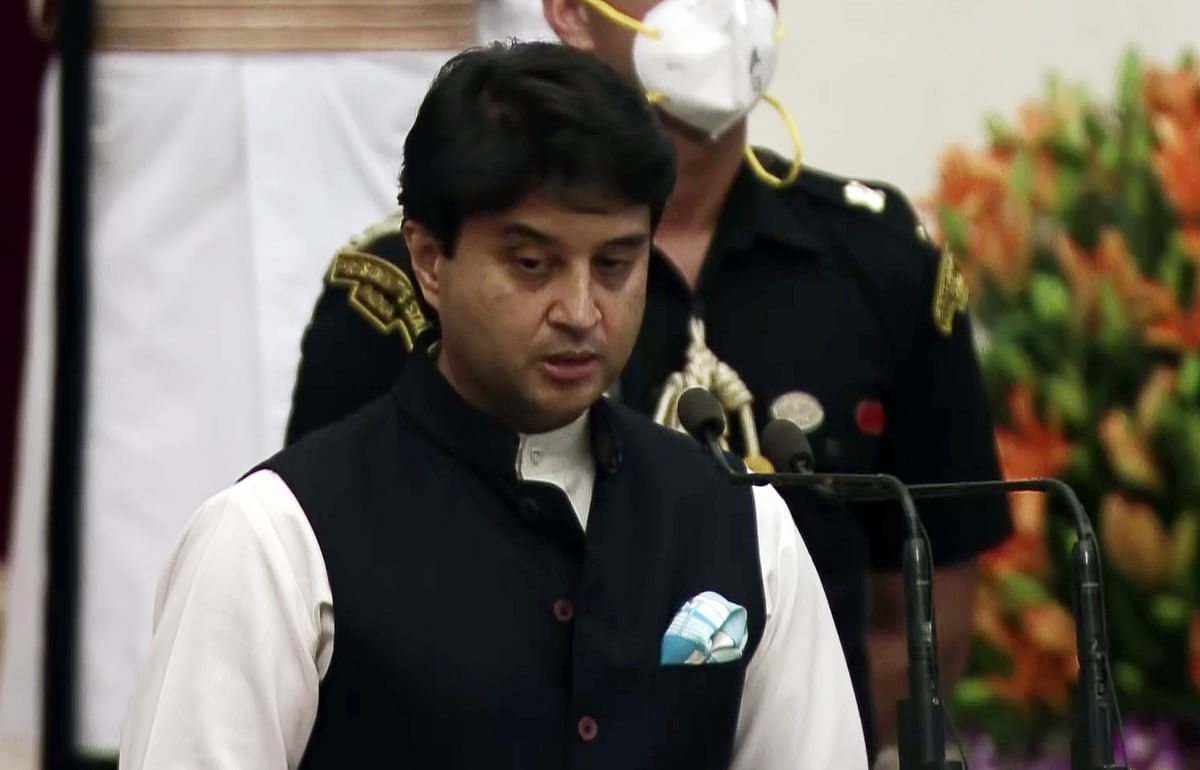 Jyotiraditya Scindia's choice as Civil Aviation Minister ensures that he will need to bring Air India back from its current state of decline to good health.